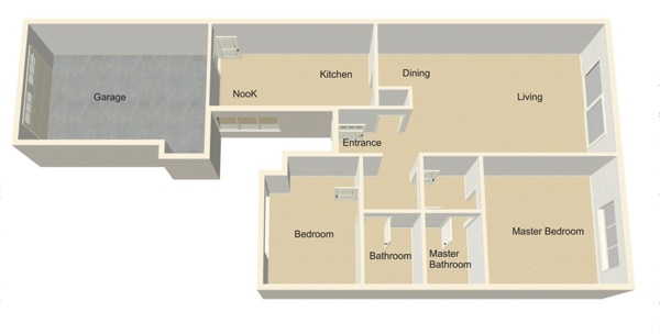 Leisure Village Homes floor plans Coronado