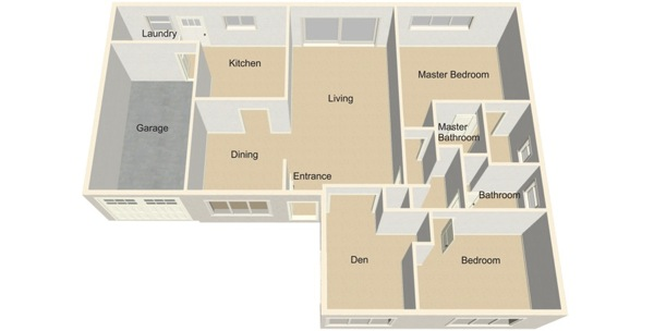 Leisure Village Homes floor plans El Dorado
