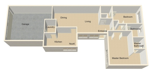 Leisure Village Homes floor plans Fiesta