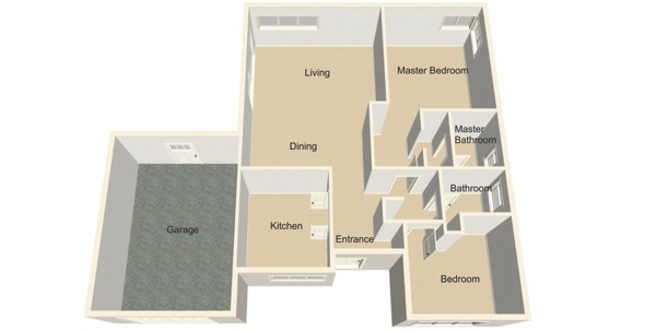 Leisure Village Homes floor plans Galaxy