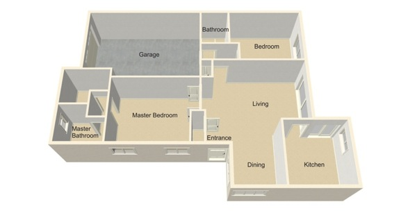 Leisure Village Homes floor plans Holmby