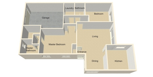 Leisure Village Homes floor plans Holmby phase 2