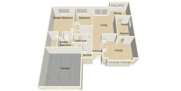Leisure Village Homes floor plans La Jolla