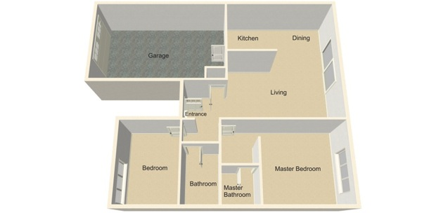 Leisure Village Homes floor plans Monterey