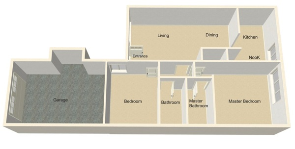 Leisure Village Homes floor plans Newport