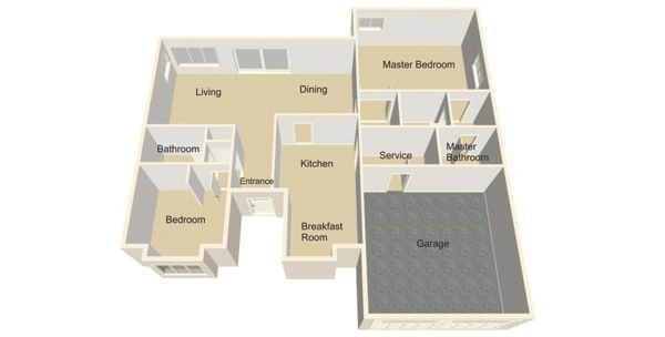 Leisure Village Homes floor plans Valencia