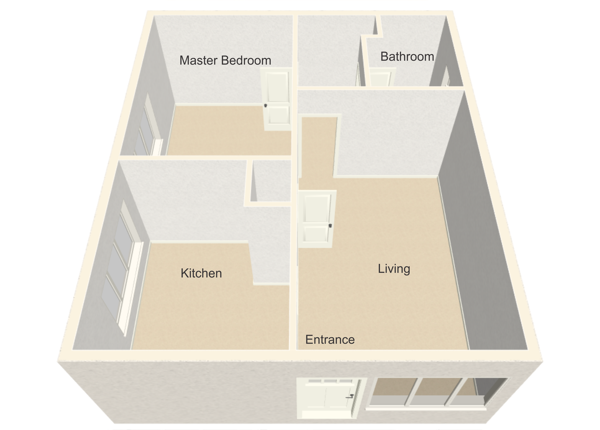 Leisure Village Homes floor plans Avalon
