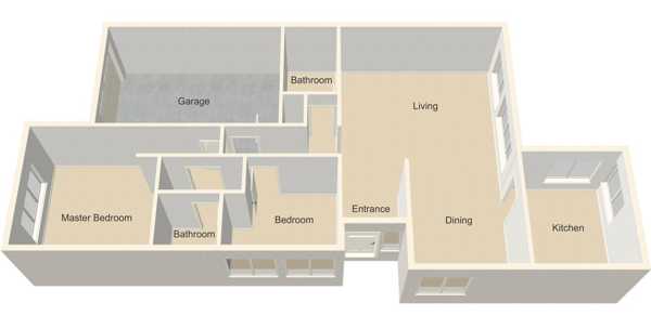 Leisure Village Homes floor plans Bel Air