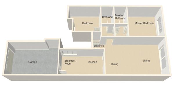 Leisure Village Homes floor plans Capri